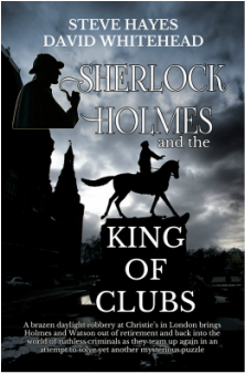 """Sherlock Holmes and the King of Clubs"""